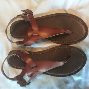 Shoes - Leather sandals